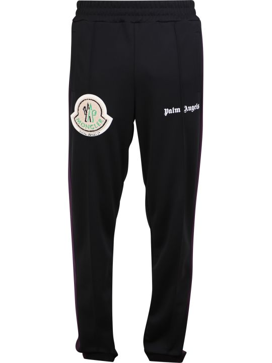 Moncler Genius Moncler Genius X Palm Angels Patched Trousers