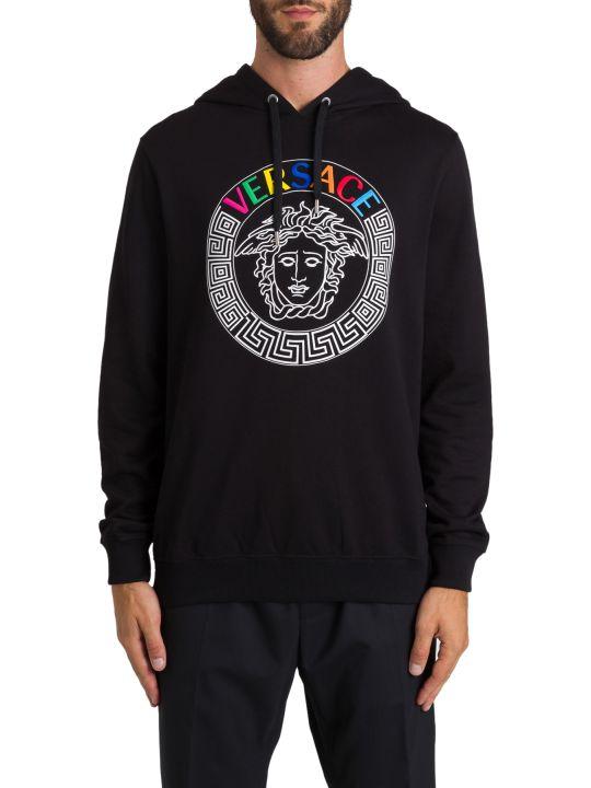 Versace Logo & Medusa Hoodie