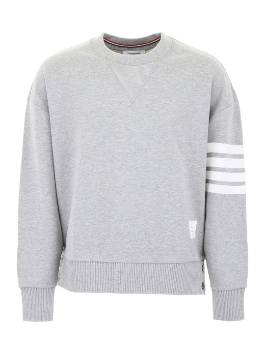 Thom Browne Oversized Jersey Sweatshirt