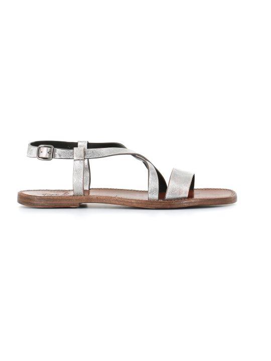 Silvano Sassetti Flat Sandals