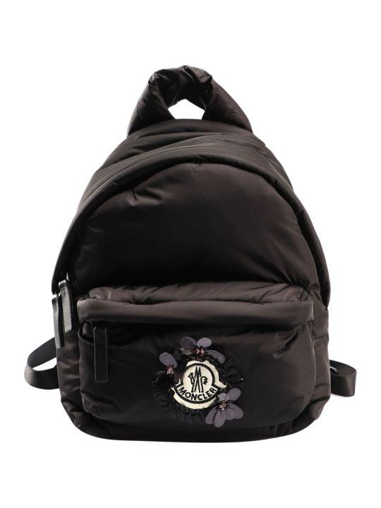Moncler Genius Flower Applique Backpack
