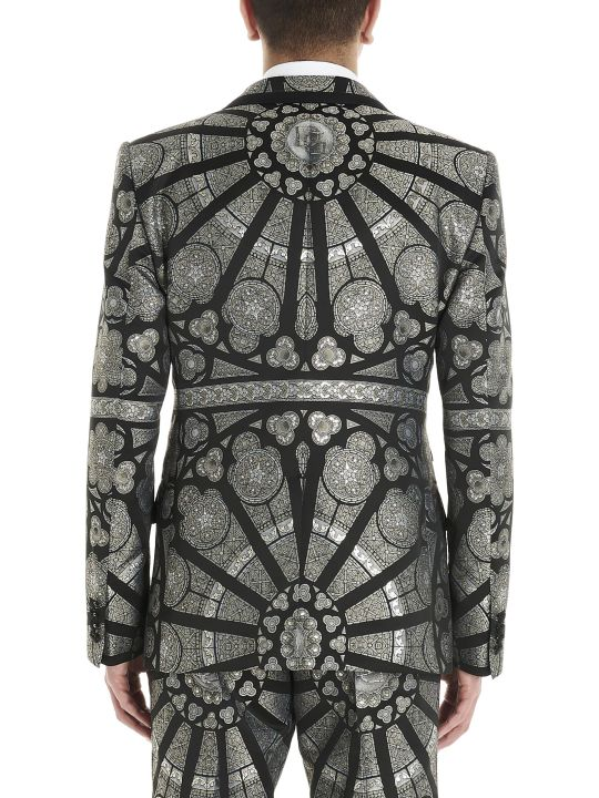 Dolce & Gabbana 'vetrate' Suits