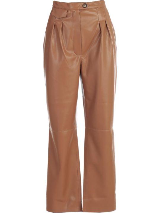 Nanushka Pants Leather
