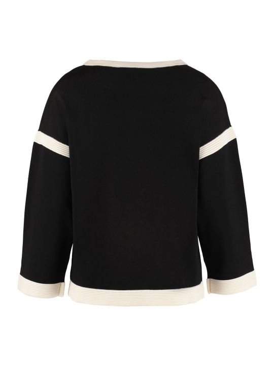 Boutique Moschino Long-sleeved Sweater
