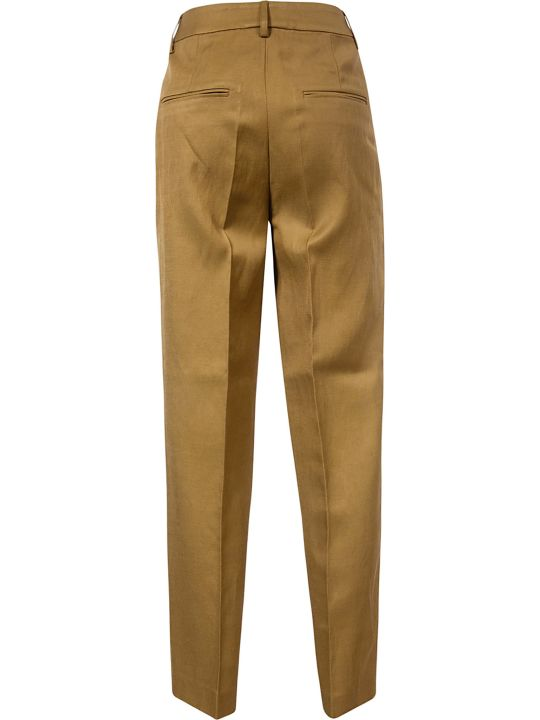 Les Coyotes De Paris Classic Waist Fit Trousers