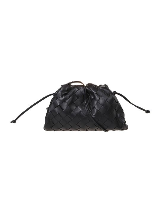 Bottega Veneta Weave Laced Clutch