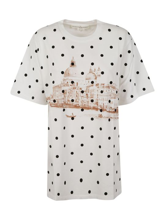 Golden Goose Dotted Printed T-shirt