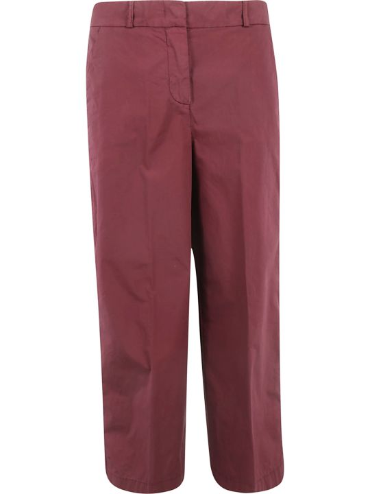 Kiltie & Co. Wide Cropped Length Trousers