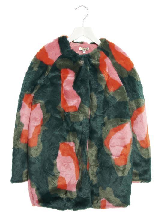 Kenzo Kids 'gine' Coat