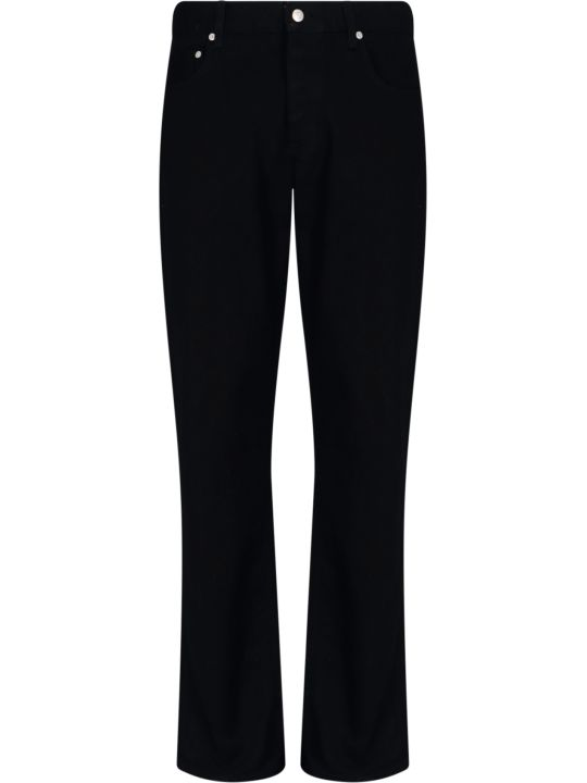 Alexander McQueen Five-pocket Desing Trousers