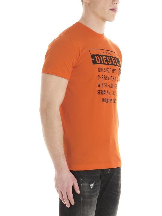 Diesel 'industry' T-shirt