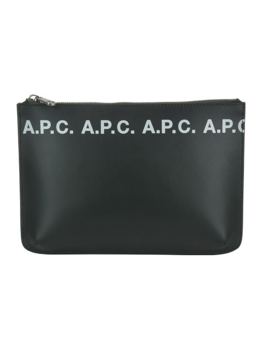 A.P.C. Jacob Logo Pouch