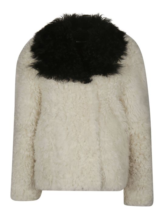 Rochas Fur Applique Top