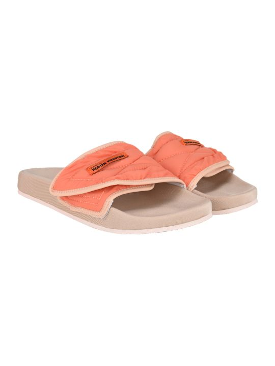 HERON PRESTON Logo Pool Slides