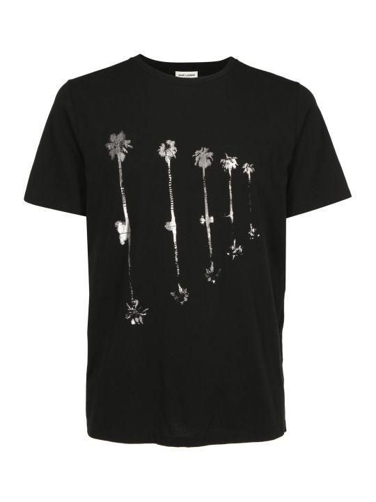 Saint Laurent Palm T-shirt