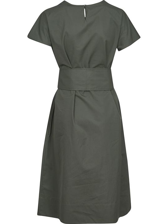 Aspesi Belted Dress