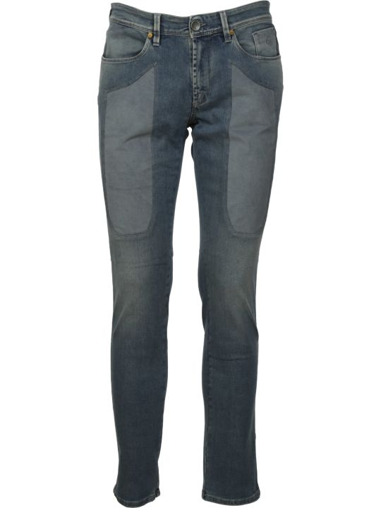 Jeckerson Classic Fitted Jeans