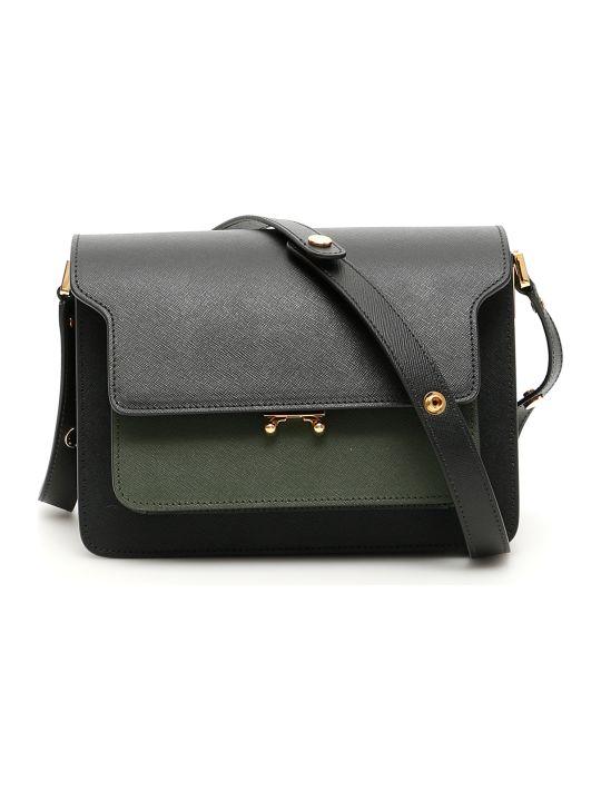 Marni Bicolor Trunk Bag