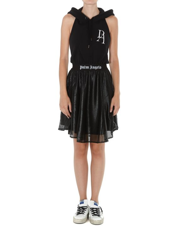 Palm Angels Logo Dress