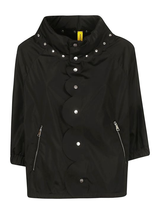 Moncler Genius Osmium Cropped Jacket