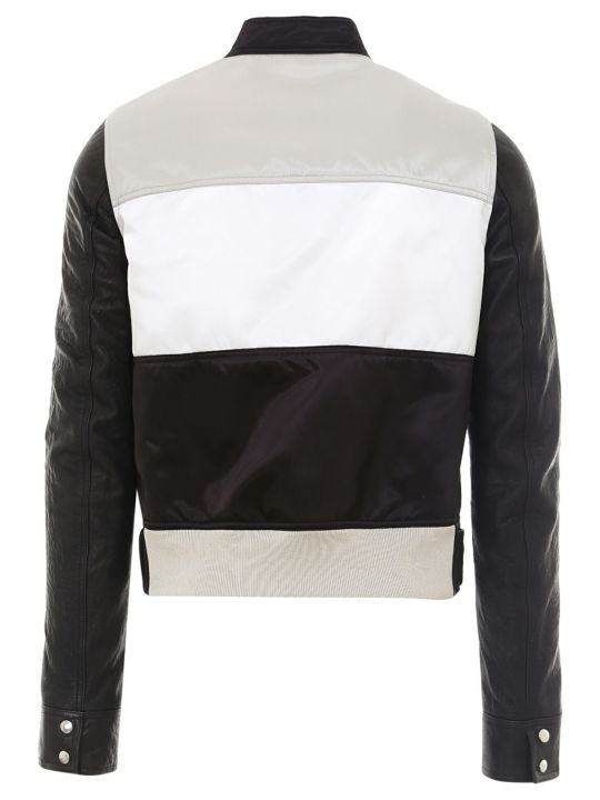 Rick Owens Glitter Jacket