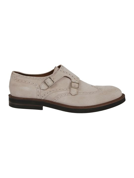 Eleventy Classic Monk Shoes