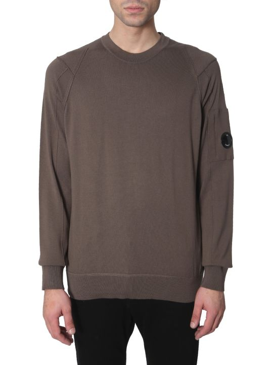 C.P. Company Crew Neck Sweater
