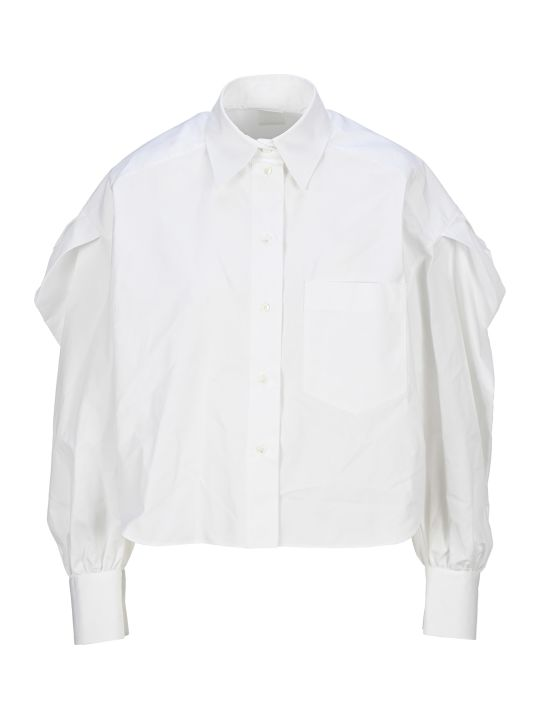 Valentino Balloon Sleeves Shirt
