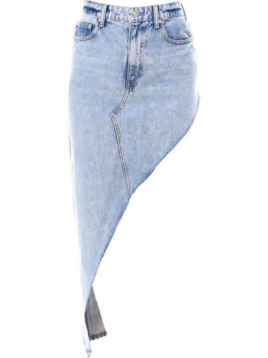Alexander Wang Runway Asymmetrical Skirt