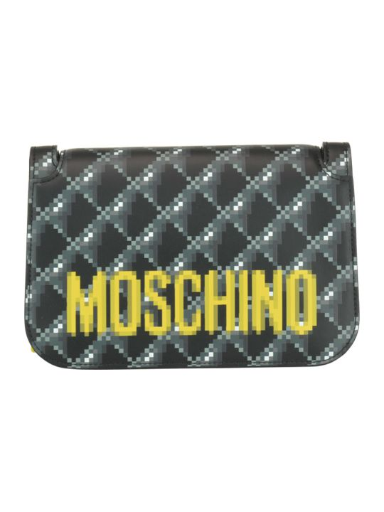 Moschino Pixel Capsule Shoulder Bag