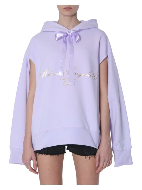 MM6 Maison Margiela Hooded Sweatshirt