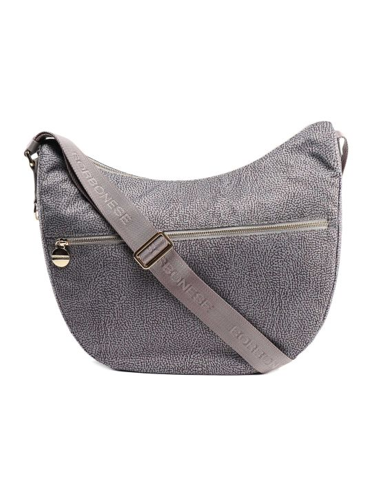 Borbonese Medium Luna Bag
