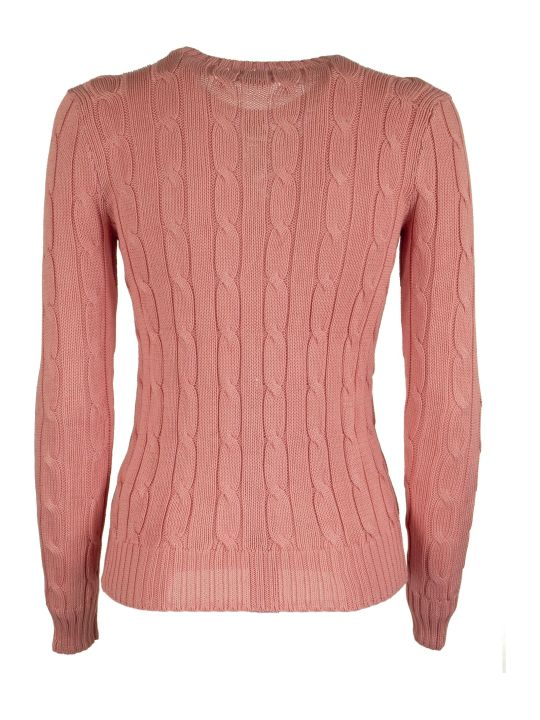 Ralph Lauren Cable-knit Cotton Jumper