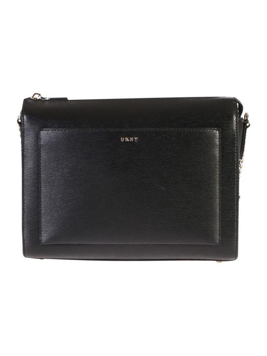 DKNY Bryant Leather Shoulder Bag