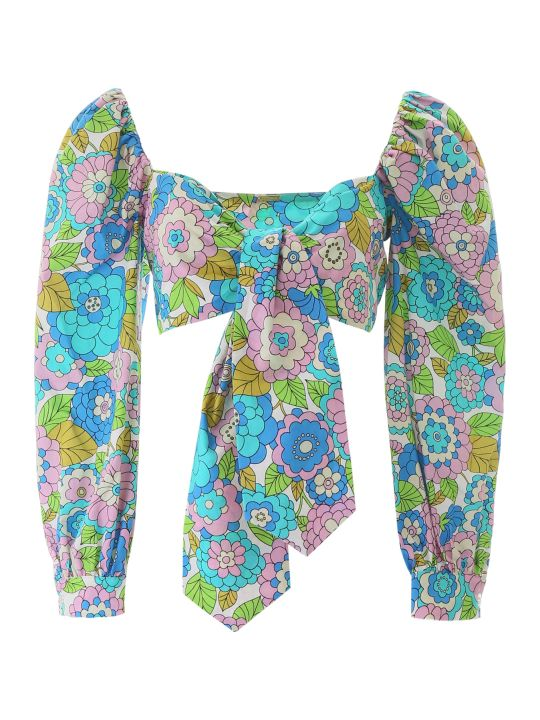 Dodo Bar Or Biby Floral Top