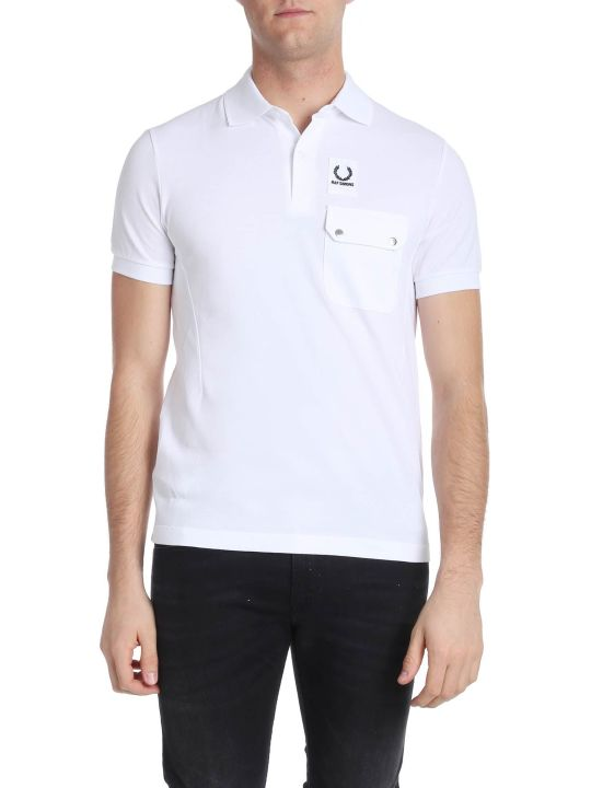 Fred Perry by Raf Simons Cotton Polo