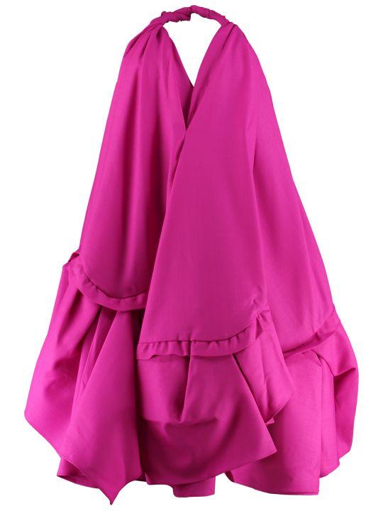 Jacquemus Asymmetric Mini Dress