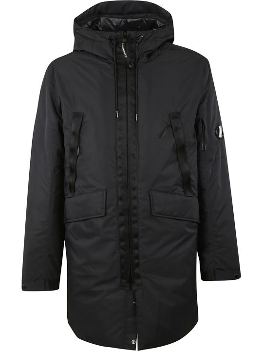 C.P. Company Hooded Long Jacket