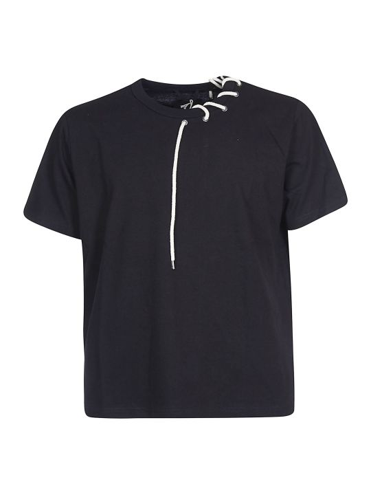 Craig Green String Neck T-shirt