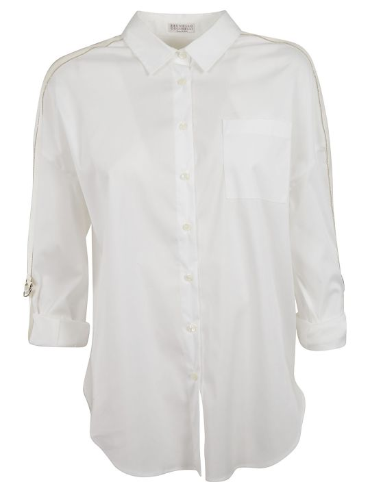 Brunello Cucinelli Chest Pocket Shirt