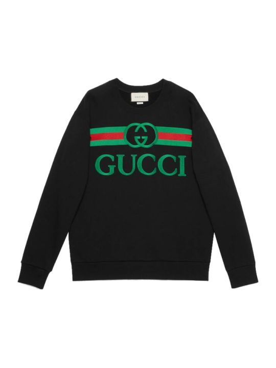 Gucci Fake Embroidery Over