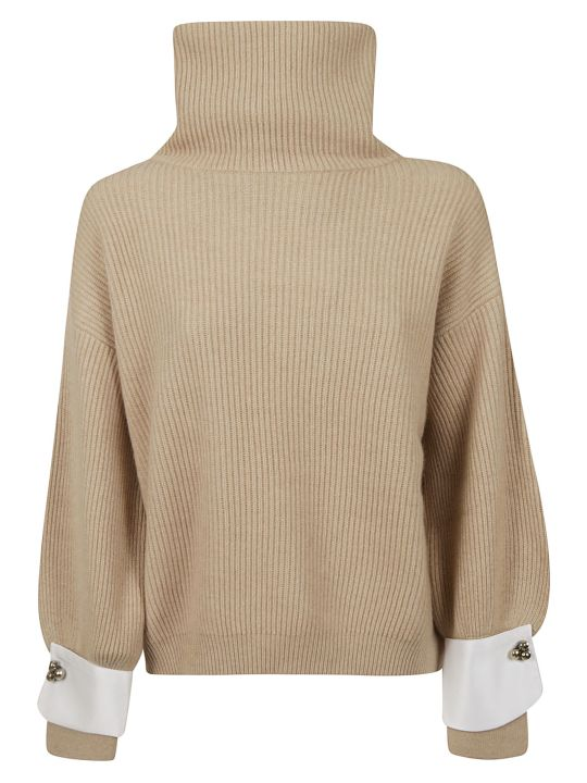 Brunello Cucinelli High-neck Sweater
