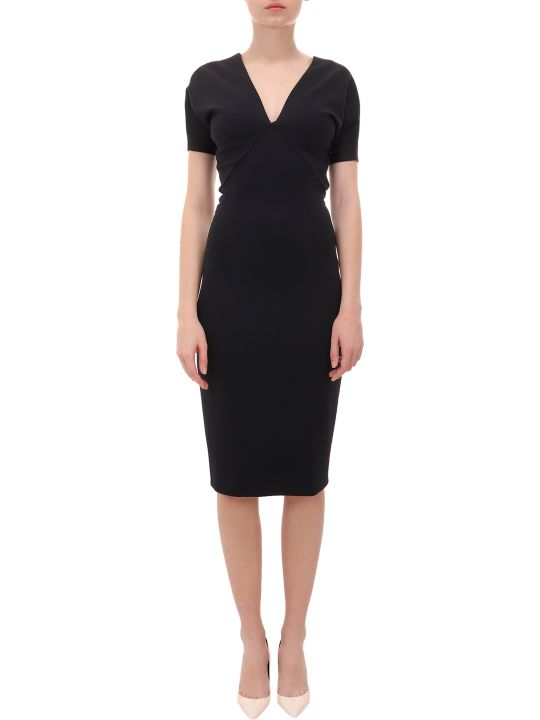 Haider Ackermann Black Dress