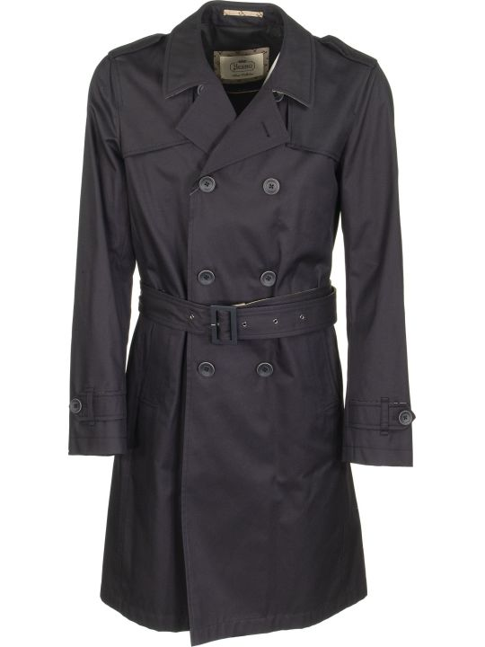 Herno Cotton Trench Coat
