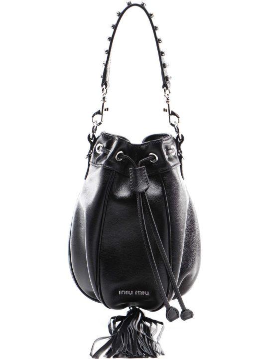 Miu Miu Shoulder Bag Glace` Calf