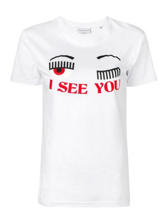 Chiara Ferragni Slim Fit T-shirt