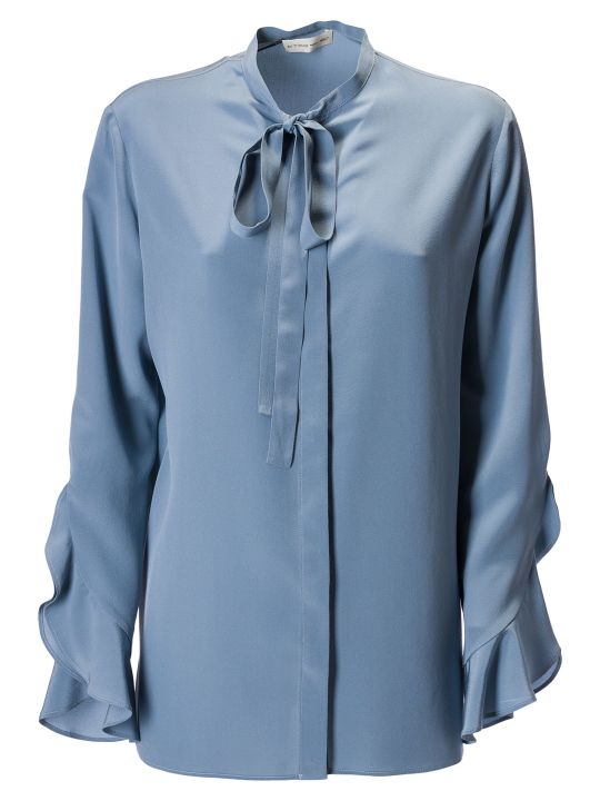 Etro Ruffled Shirt