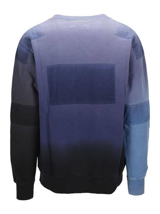 AMBUSH New Patchwork Sweatshirt