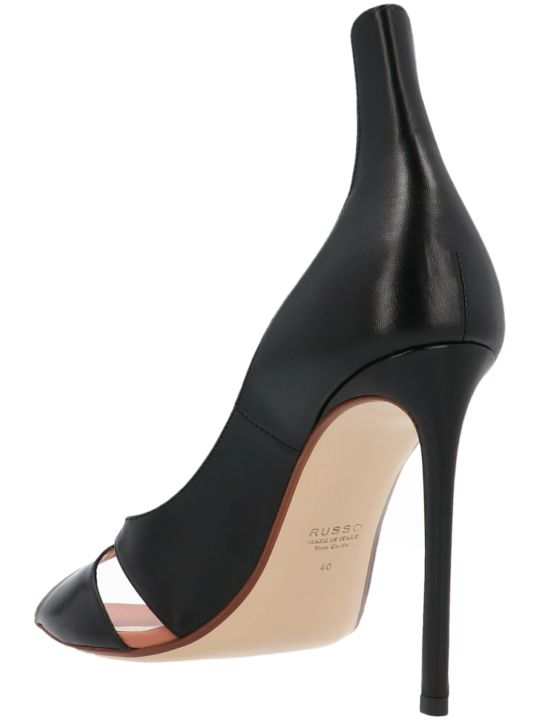Francesco Russo Pump Open Toe