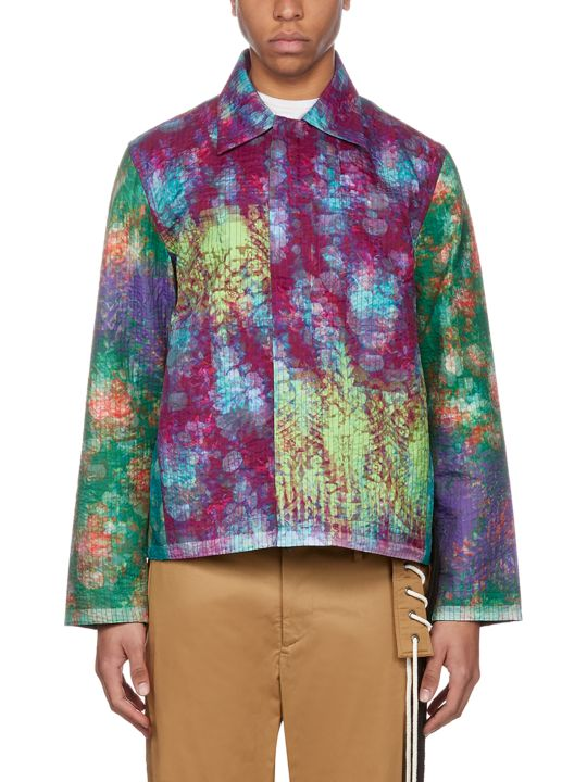 Craig Green Floral Worker Jacket